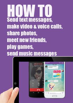 Free Viber Video Call Guide poster