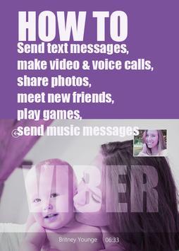 Free Viber Video Call Guide apk screenshot