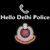 Hello Delhi Police icon