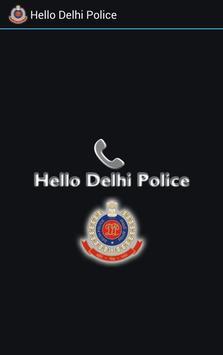 Hello Delhi Police poster