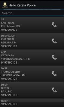 Hello Kerala Police apk screenshot
