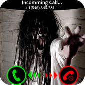 Scary Ghost Fake Call Joke icon