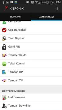 X TRONIX apk screenshot