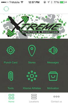 Xtreme Nutrition poster