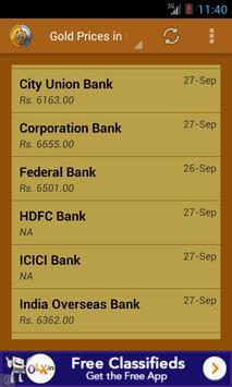 iGold apk screenshot