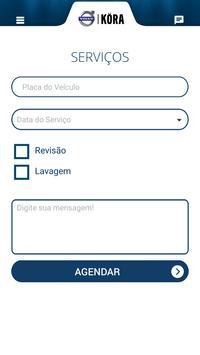 Kora Veículos apk screenshot