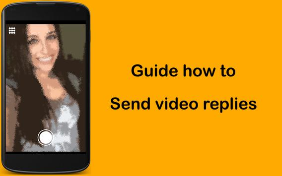 Tip for Marco Polo Video Chat apk screenshot