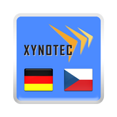 German<->Czech Dictionary icon