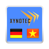 German<->Vietnamese Dictionary icon