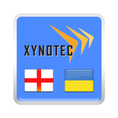 English<->Ukrainian Dictionary icon
