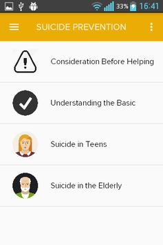 Suicide Prevention Help Squads apk screenshot
