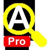 Vocabulary Seeker Pro icon