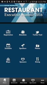 Restaurant Executive Summit apk screenshot