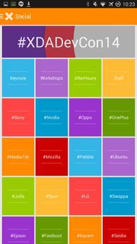 XDA DevCon '14 apk screenshot
