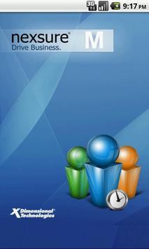 Nexsure Mobile poster