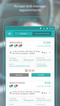 Cartisan Partners apk screenshot