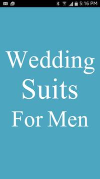 Wedding Suits For Men poster
