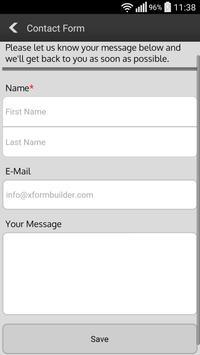 XFormBuilder apk screenshot