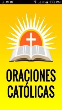 Oraciones Catolicas Con Audio poster