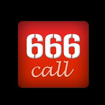 666Call poster