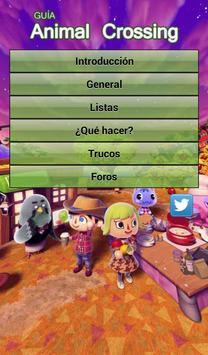 Animal Crossing New Leaf Guía poster