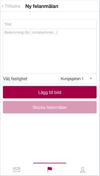 Infosa apk screenshot