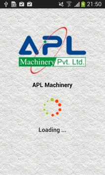 Apl Machinery poster