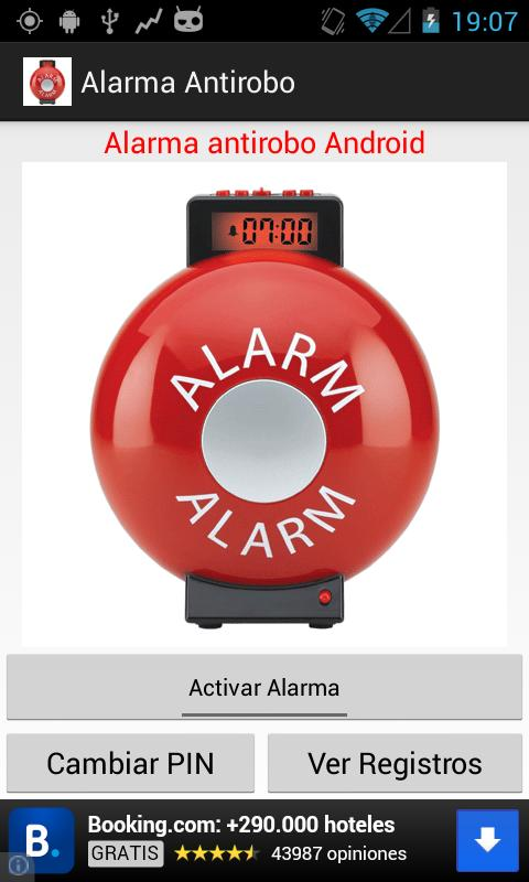Alarma Antirrobo APK Download - Free Tools APP for Android ...