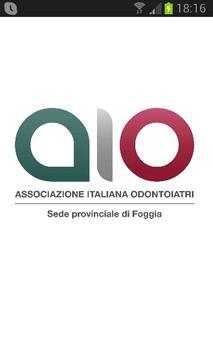 AIO Foggia poster