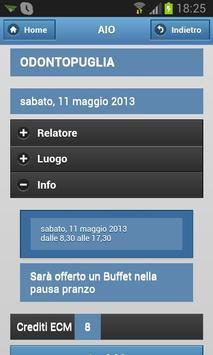 AIO Foggia apk screenshot