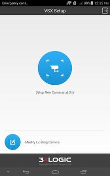 3xLOGIC VSX Setup Tool apk screenshot