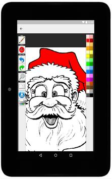 Christmas Coloring For Adults apk screenshot