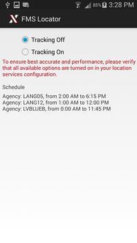 FMS GPS Tracker apk screenshot