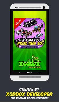 TOP Guide for Pixel Gun 3D poster