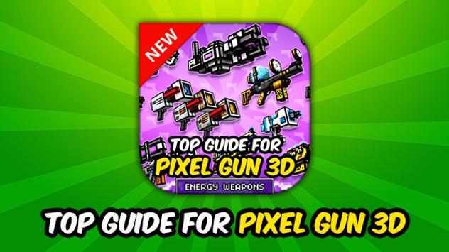 TOP Guide for Pixel Gun 3D apk screenshot