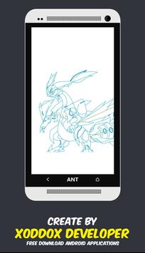 How to Draw Poke GO apk screenshot