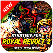 Strategy for Royal Revolt 2 icon