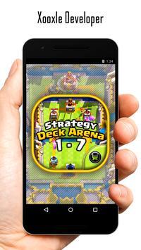 Strategy of Clash Royal 2016 apk screenshot