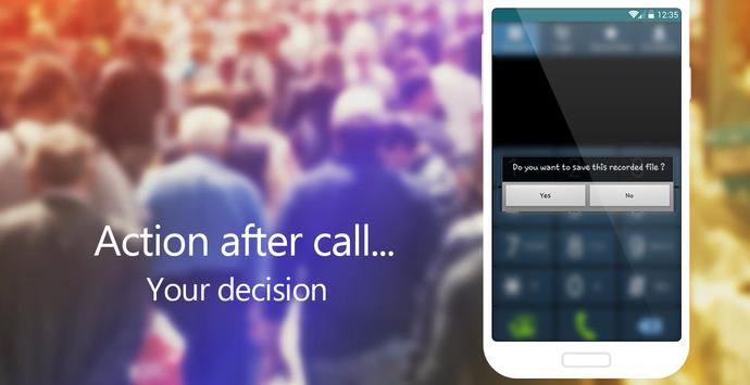 Call recorder - Automatic apk screenshot