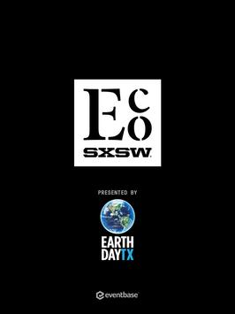 SXSW Eco 2016 Mobile Guide apk screenshot