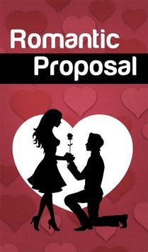 Romantic Proposal poster