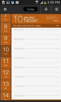 Cipla Calendar apk screenshot
