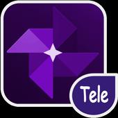 중보기도 음성 영상 그룹통화 메시징 TelePTT icon
