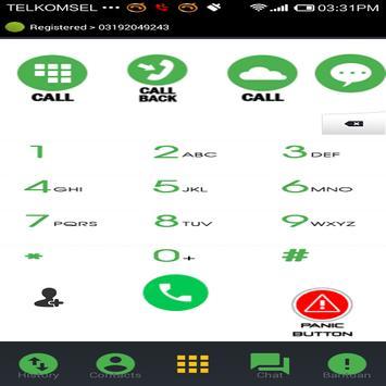 SecSMS apk screenshot