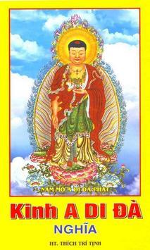 Phật thuyết Kinh A Di Đà poster