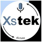 Xstek-Dictate icon