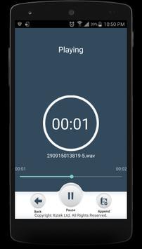 Xstek-Dictate apk screenshot