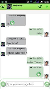 YChat apk screenshot