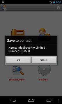 Who is Calling Light apk screenshot
