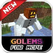 Golems Mod for MCPE icon